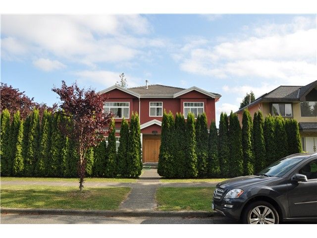 Main Photo: 1408 W 58TH Avenue in Vancouver: South Granville House for sale (Vancouver West)  : MLS®# V1126283