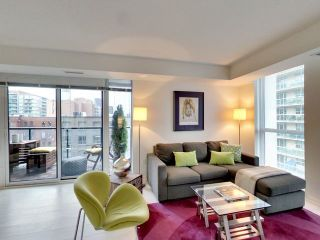 Photo 5: 812 400 E Adelaide Street in Toronto: Moss Park Condo for sale (Toronto C08)  : MLS®# C3764968