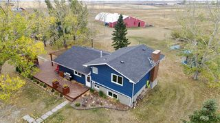 Photo 1: 498237 Meridian ST: Rural Foothills M.D. House for sale : MLS®# C4171651