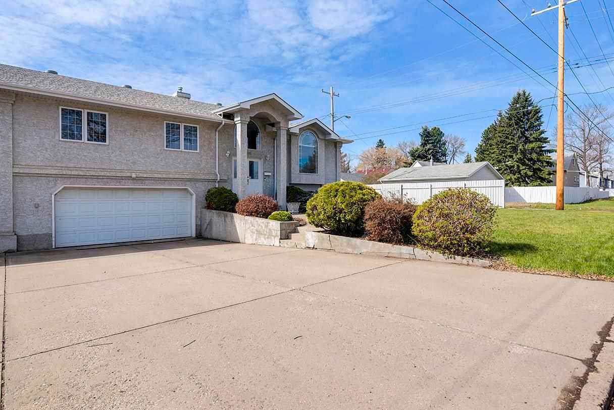 Main Photo: 8305 120 Avenue in Edmonton: Zone 05 House Half Duplex for sale : MLS®# E4244041