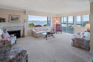 Main Photo: 407 1312 Beach Dr in Oak Bay: OB South Oak Bay Condo for sale : MLS®# 878172