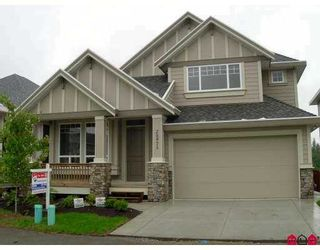 """Photo 1: 20971 84TH Avenue in Langley: Willoughby Heights House for sale in """"Lake at Yorkson"""" : MLS®# F2715752"""
