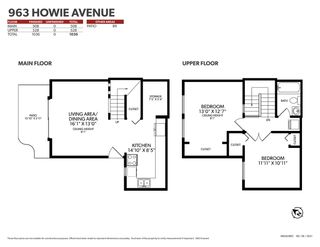 Photo 23: 963 HOWIE Avenue in Coquitlam: Central Coquitlam Townhouse for sale : MLS®# R2603377