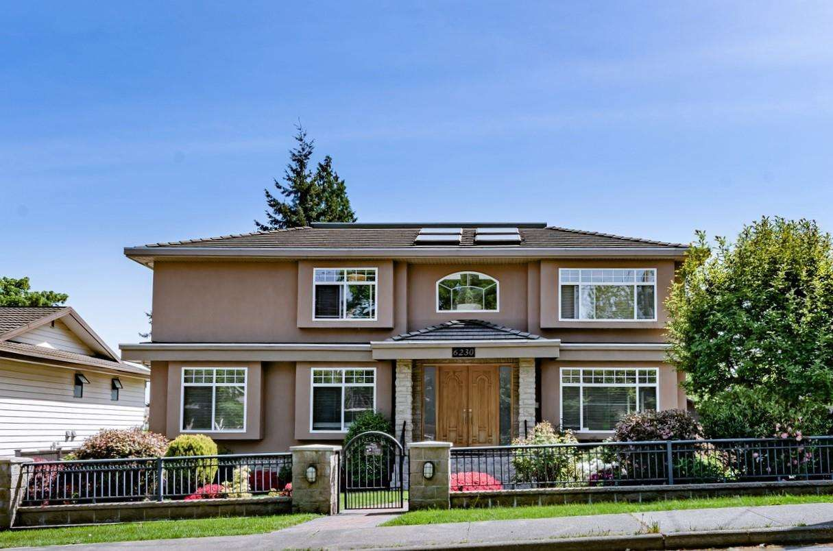 Main Photo: 6230 SELMA Avenue in Burnaby: Forest Glen BS House for sale (Burnaby South)  : MLS®# R2583806