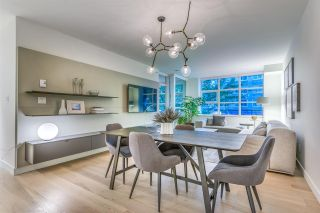 """Photo 2: 203 189 NATIONAL Avenue in Vancouver: Downtown VE Condo for sale in """"The Sussex"""" (Vancouver East)  : MLS®# R2547128"""