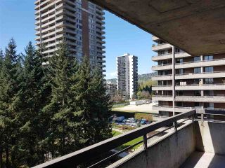 """Photo 7: 802 3771 BARTLETT Court in Burnaby: Sullivan Heights Condo for sale in """"Timberlea Towers"""" (Burnaby North)  : MLS®# R2562179"""