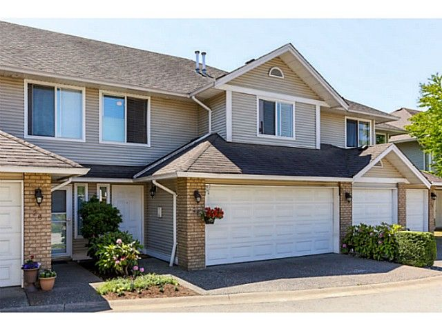 Photo 3: Photos: # 25 1370 RIVERWOOD GT in Port Coquitlam: Riverwood Condo for sale : MLS®# V1129843