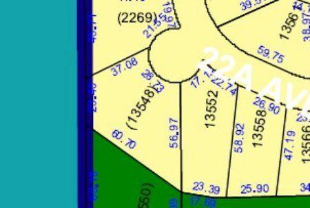 Main Photo: 13548 22A Avenue: Land for sale (White Rock)  : MLS®# F2502543