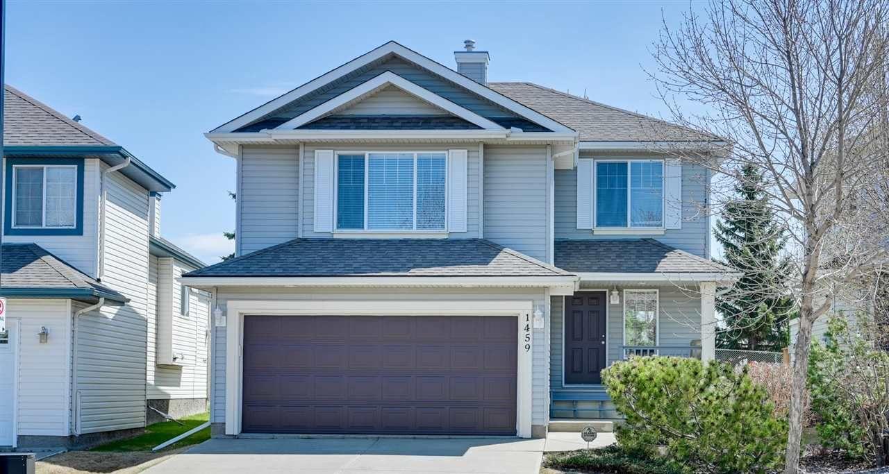 Main Photo: 1459 Breckenridge Drive in Edmonton: House for sale