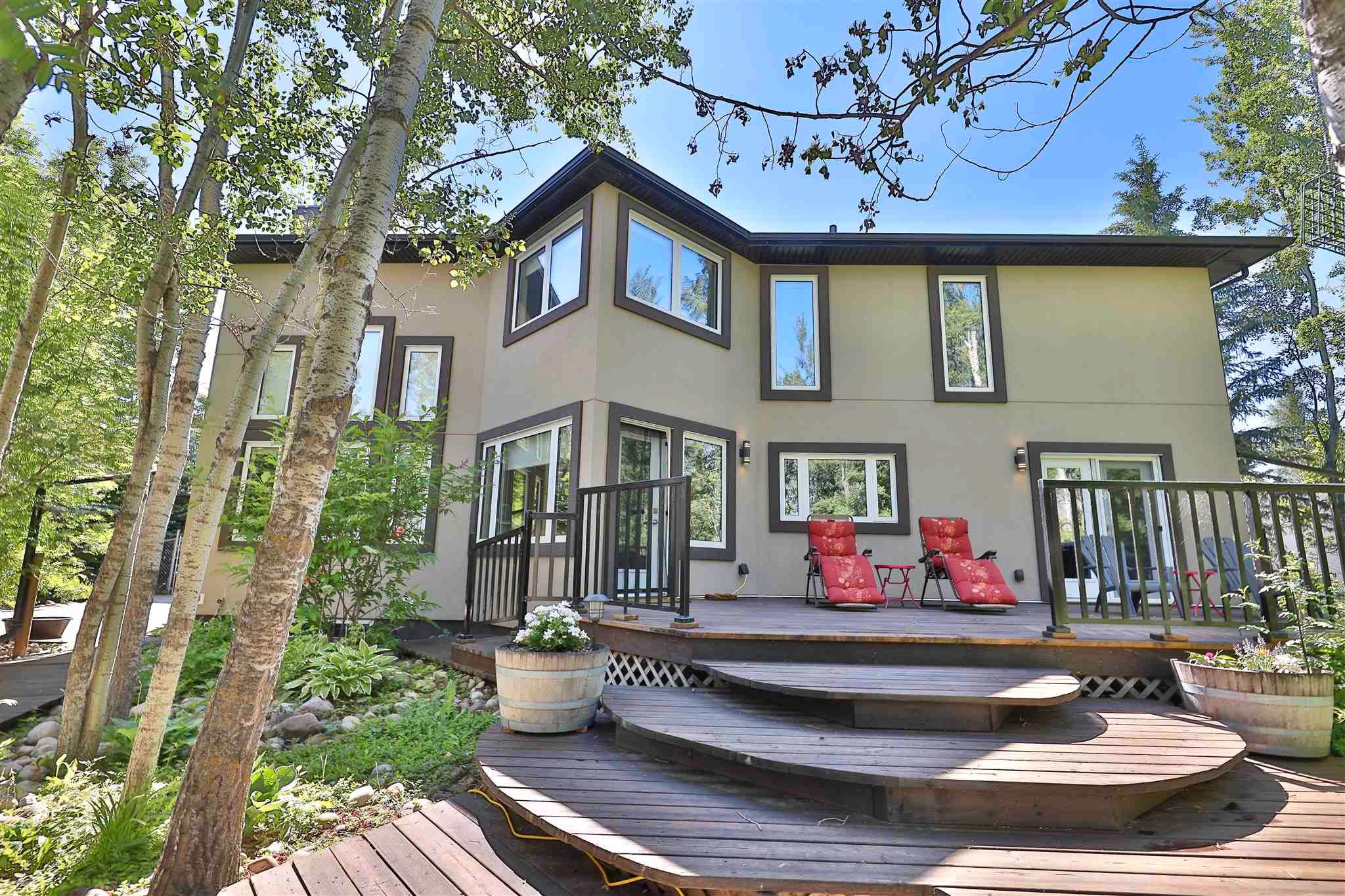 Main Photo: 5 Highlands Place: Wetaskiwin House for sale : MLS®# E4228223