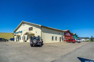 Photo 2: 390 South Industrial Drive in Prince Albert: South Industrial Commercial for sale : MLS®# SK821264