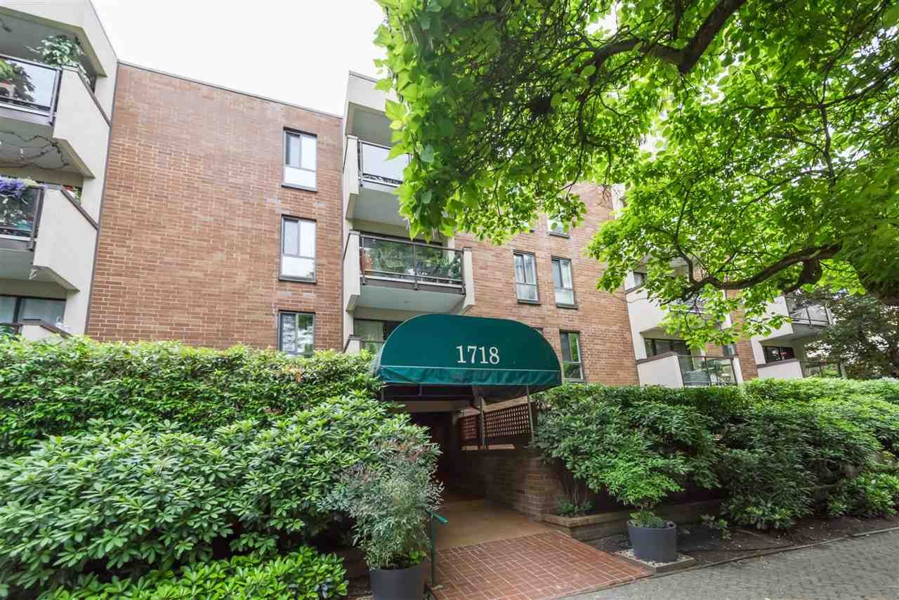 Main Photo: 401 1718 NELSON STREET in : West End VW Condo for sale : MLS®# R2281110
