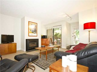 """Photo 4: 852 GREENCHAIN in Vancouver: False Creek Townhouse for sale in """"HEATHER POINT"""" (Vancouver West)  : MLS®# V1019589"""