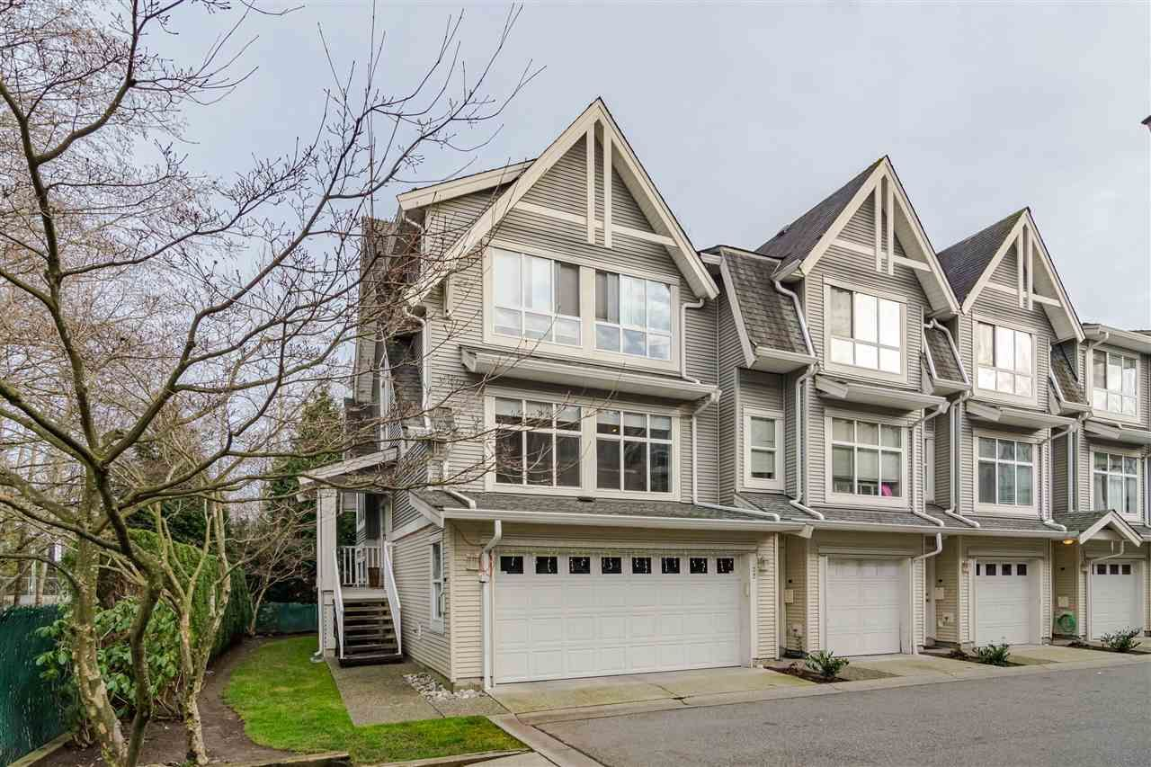 "Main Photo: 72 6450 199 Street in Langley: Willoughby Heights Townhouse for sale in ""Logan's Landing"" : MLS®# R2533120"