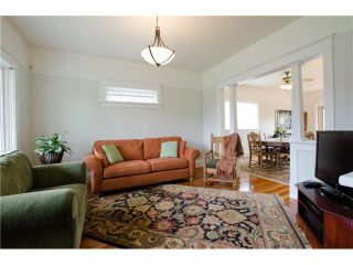 Photo 4: 2790 TRINITY ST in Vancouver: Hastings East House for sale (Vancouver East)  : MLS®# V1083654