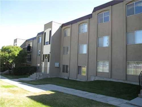 Main Photo: 113 315 HERITAGE Drive SE: Acadia Single Level Apartment for sale ()  : MLS®# C3582751