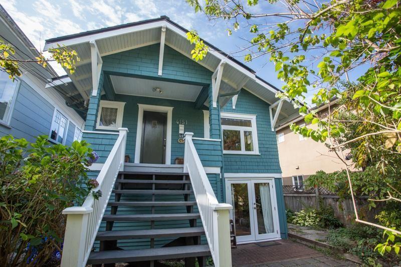 Main Photo: 4151 WINDSOR Street in Vancouver: Fraser VE House for sale (Vancouver East)  : MLS®# R2617566