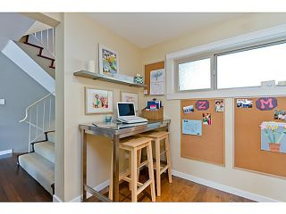 """Photo 8: 1072 LILLOOET Road in North Vancouver: Lynnmour Townhouse for sale in """"LILLOOET PLACE"""" : MLS®# V1048162"""
