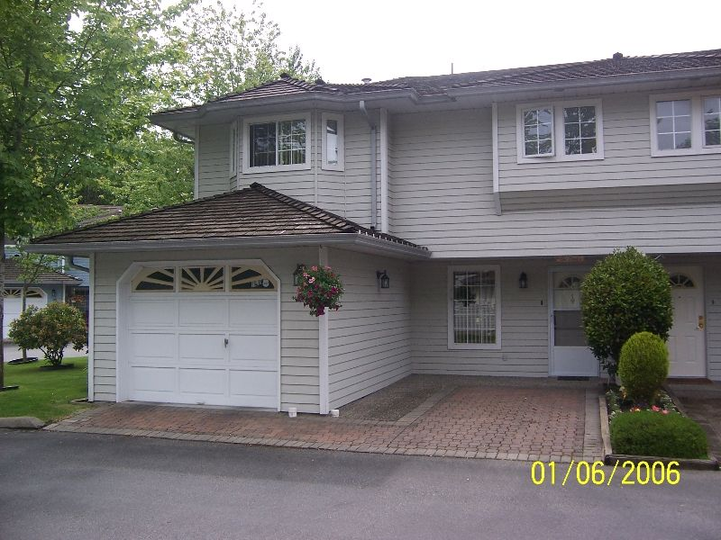 """Photo 1: Photos: 116 16335 14TH AV in White Rock: King George Corridor Townhouse for sale in """"PEBBLE CREEK"""" (South Surrey White Rock)  : MLS®# F2612208"""
