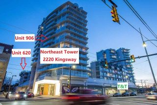 Photo 2: 620 2220 KINGSWAY in Vancouver: Victoria VE Condo for sale (Vancouver East)  : MLS®# R2524987
