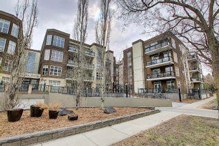 Photo 3: 349 10403 122 Street in Edmonton: Zone 07 Condo for sale : MLS®# E4242169