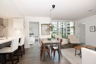 """Photo 16: 528 1783 MANITOBA Street in Vancouver: False Creek Condo for sale in """"Residences at West"""" (Vancouver West)  : MLS®# R2595306"""
