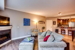 Photo 9: 222 15 Sunset Square: Cochrane Row/Townhouse for sale : MLS®# A1060876