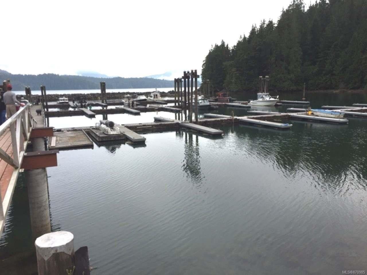 Main Photo: Lot 55 Haggard Cove in : PA Alberni Inlet Land for sale (Port Alberni)  : MLS®# 870985
