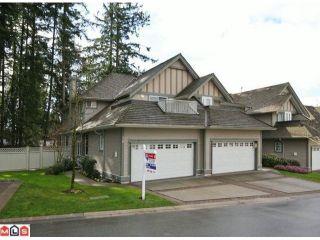 "Photo 1: 16 5811 122 Street in Surrey: Panorama Ridge Townhouse for sale in ""Lakebridge"" : MLS®# F1005861"
