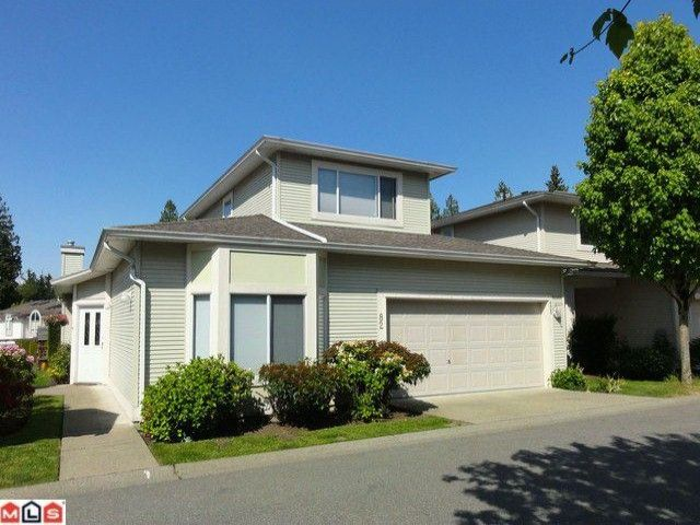 """Main Photo: 82 20881 87TH Avenue in Langley: Walnut Grove Townhouse for sale in """"KEW GARDENS"""" : MLS®# F1215832"""