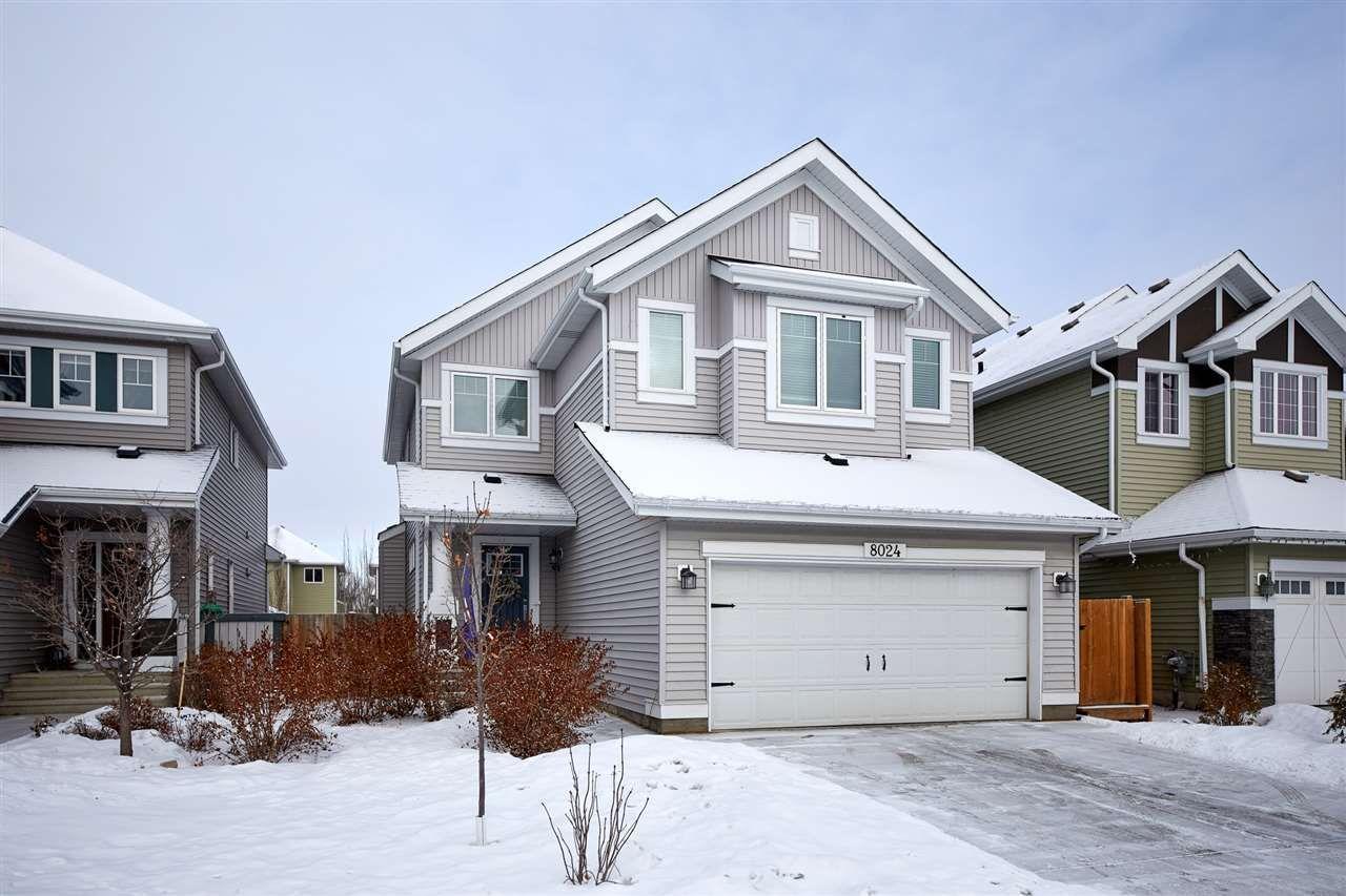 Main Photo: 8024 18 Avenue in Edmonton: Zone 53 House for sale : MLS®# E4229523