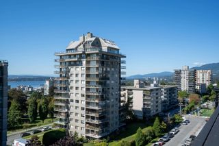 """Photo 32: 605 128 E 8TH Street in North Vancouver: Central Lonsdale Condo for sale in """"Crest By Adera"""" : MLS®# R2615045"""