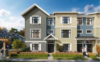 """Main Photo: 19 20261 72B Avenue in Langley: Willoughby Heights Townhouse for sale in """"Noble by Essence"""" : MLS®# R2589337"""