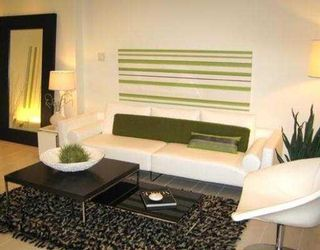 """Photo 6: 1104 1252 HORNBY Street in Vancouver: Downtown VW Condo for sale in """"PURE"""" (Vancouver West)  : MLS®# V702175"""