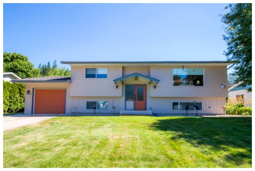 Main Photo: 1080 Southwest 22 Avenue in Salmon Arm: Foothills House for sale (SW Salmon Arm)  : MLS®# 10138156