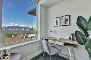 """Photo 24: 508 1675 W 8TH Avenue in Vancouver: Kitsilano Condo for sale in """"Camera by Intracorp"""" (Vancouver West)  : MLS®# R2604147"""