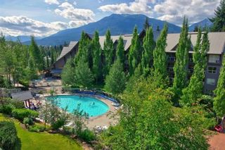 """Photo 3: 121 4800 SPEARHEAD Drive in Whistler: Benchlands Condo for sale in """"Aspens"""" : MLS®# R2485540"""